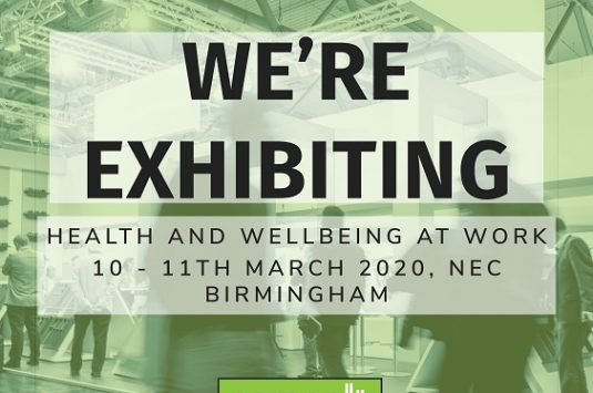 Screen4 Announce Attendance at the upcoming Health and Wellbeing at Work Event